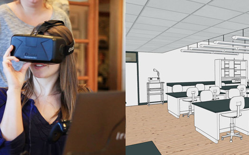 Virtual reality and architecture/real estate