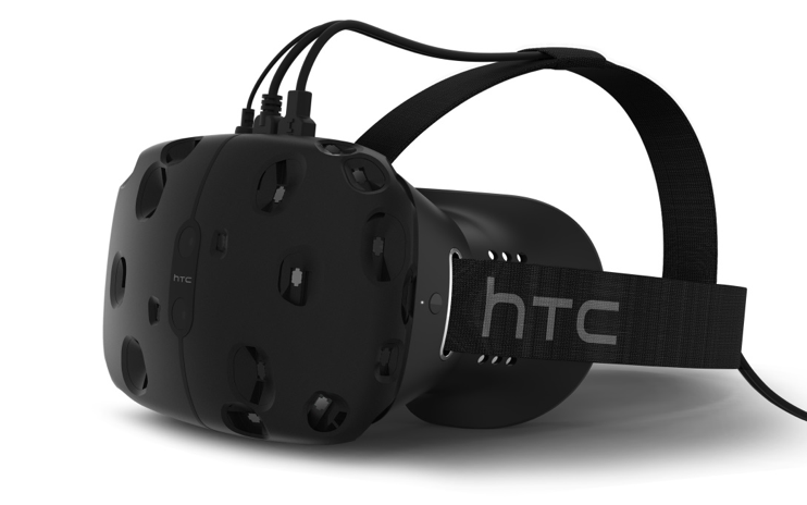 HTC Vive - Virtual Reality Glasses