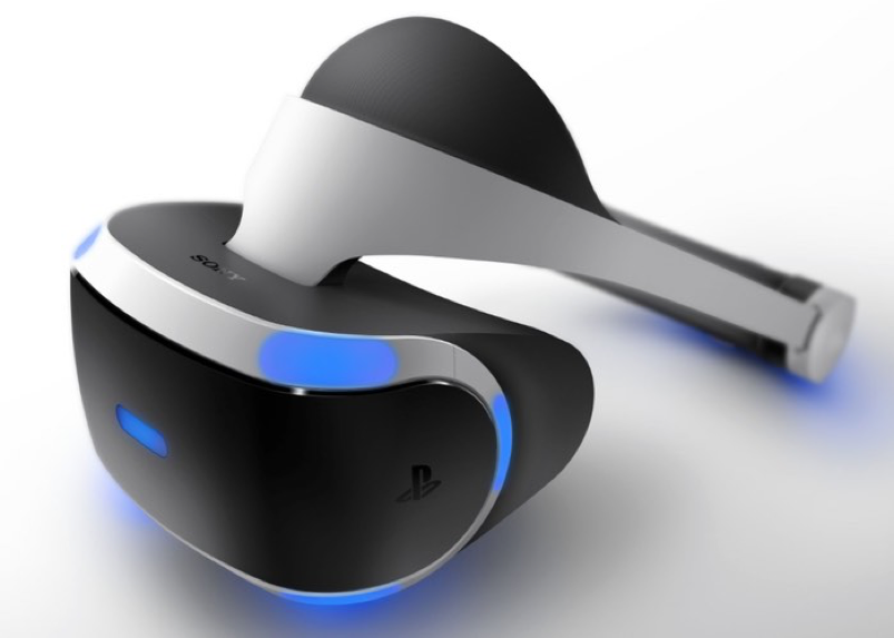 Playstation VR - Virtual Reality Glasses