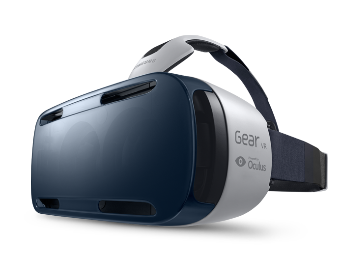 Samsung Gear VR - Mobile Virtual Reality Glasses