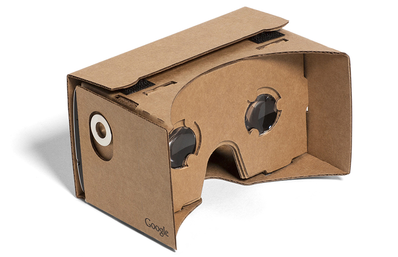 Google Cardboard Educational apps