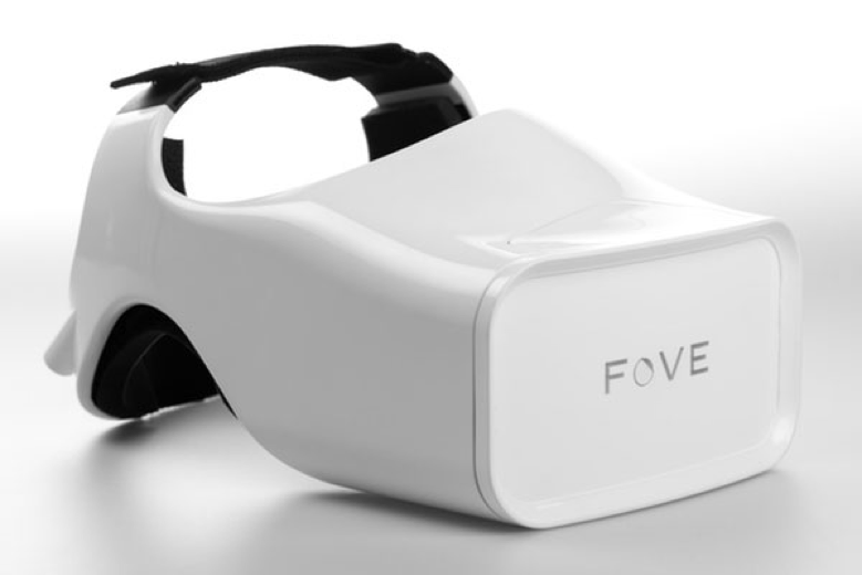 Fove VR - Eye tracking Virtual Reality Headset