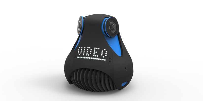 Giroptic - 360 Degrees Cameras