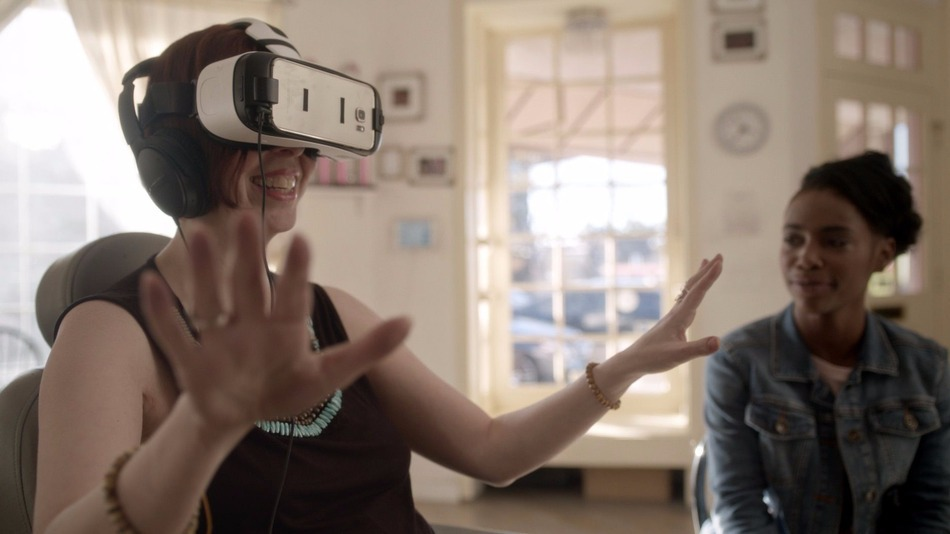 Virtual Reality Helps People Fight Multiple Sclerosis