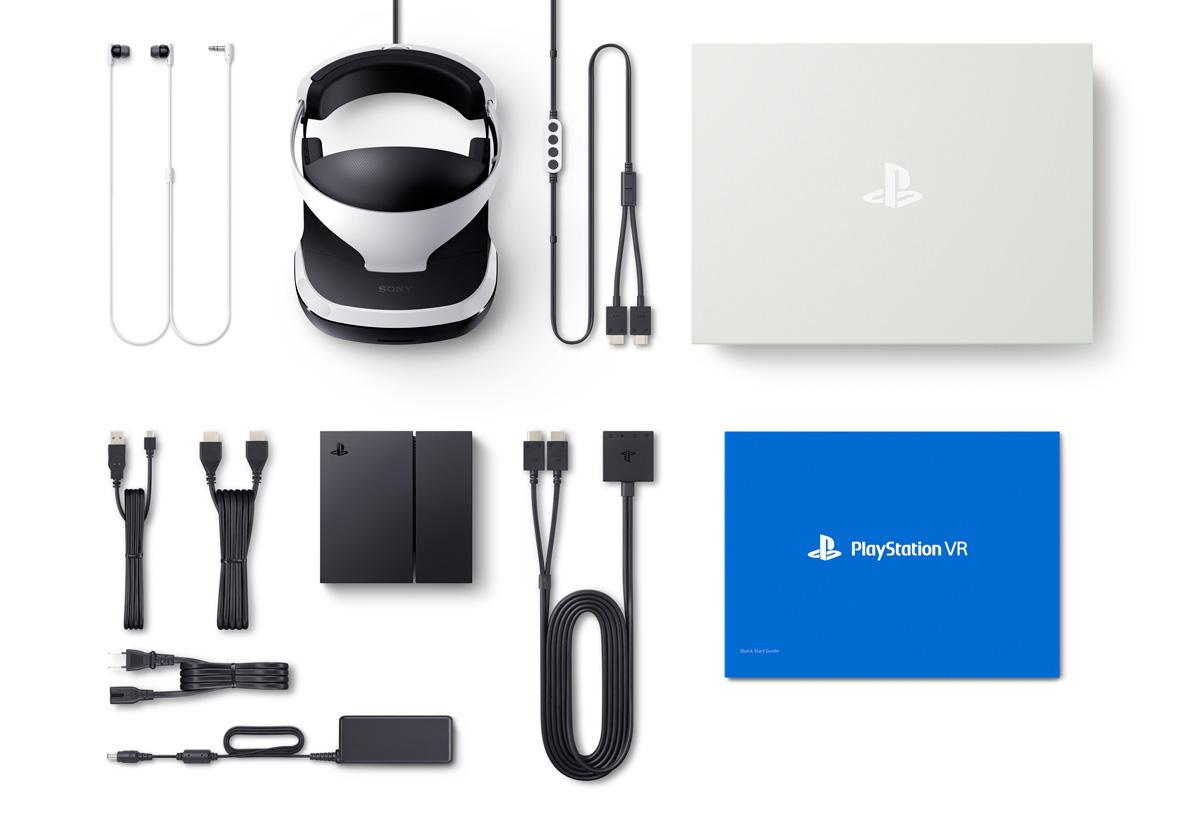 Playstation VR - Prix- date de lancement