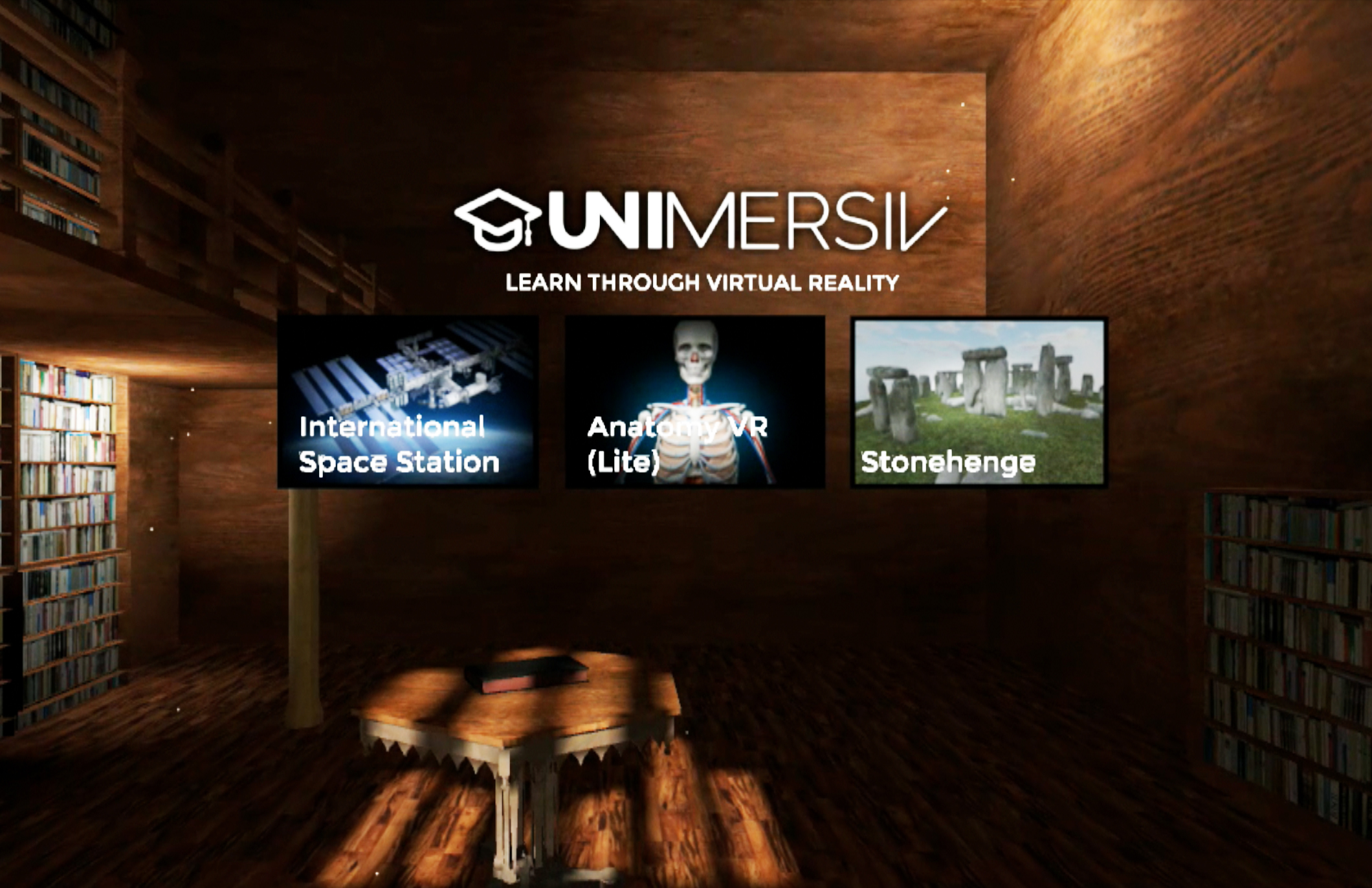 Virtual Reality Education - Unimersiv