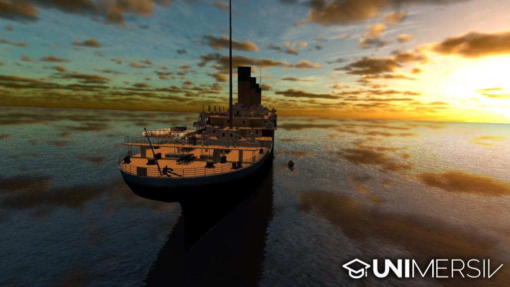 Titanic - Gear VR