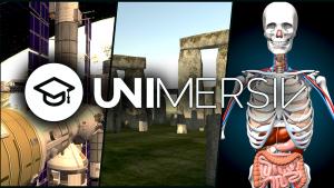 Unimersiv - Gear VR App