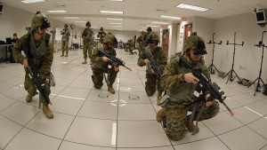 Virtual Reality Training for Military