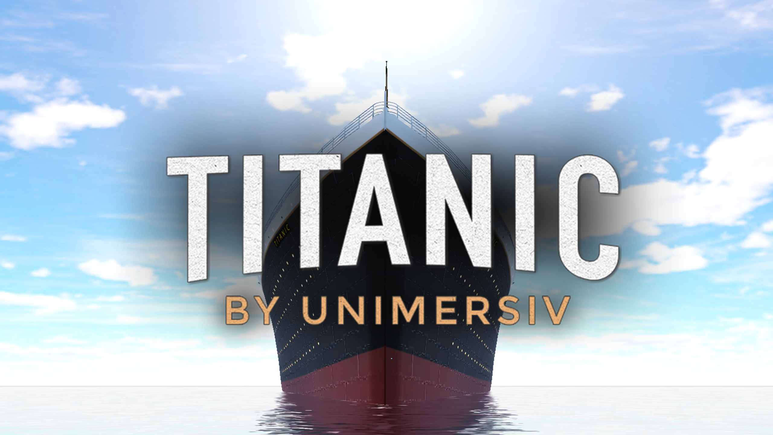 Titanic - VR - Virtual Reality Education