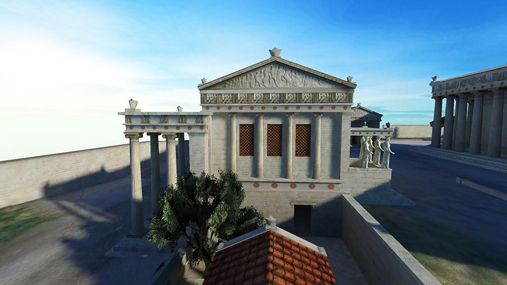 Erechtheion - Acropolis