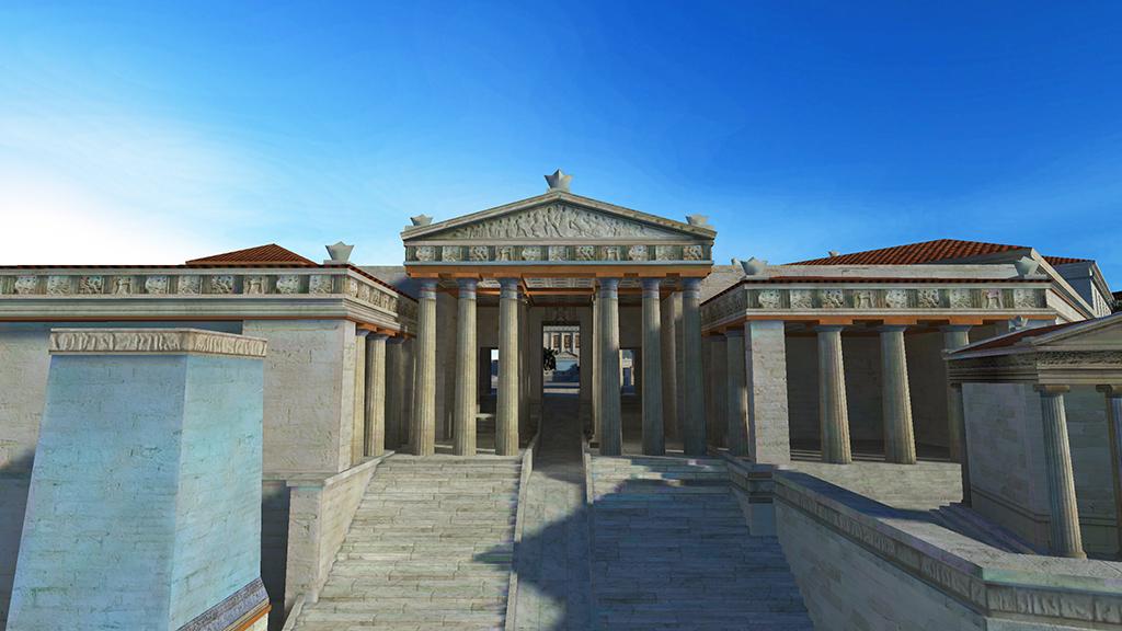 Propylaea - Acropolis