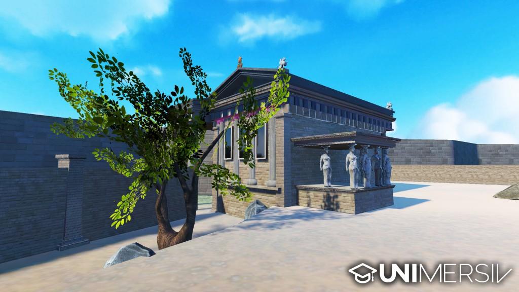 Acropolis of Athens - Gear VR