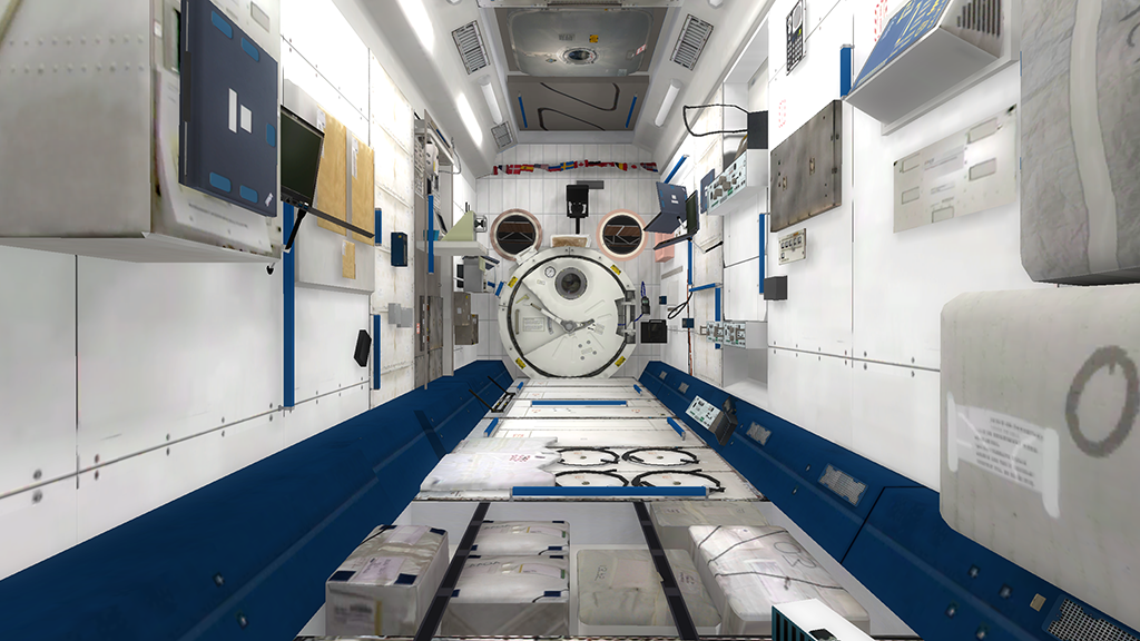 explore international-space-station-in-vr-cardboard-daydream-vr