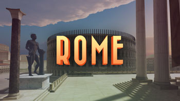 Ancient Rome - Virtual Reality - Education VR