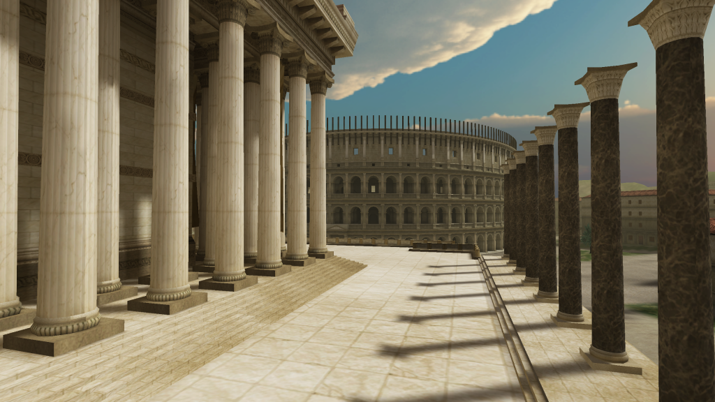Temple of Venus - Ancient Rome VR