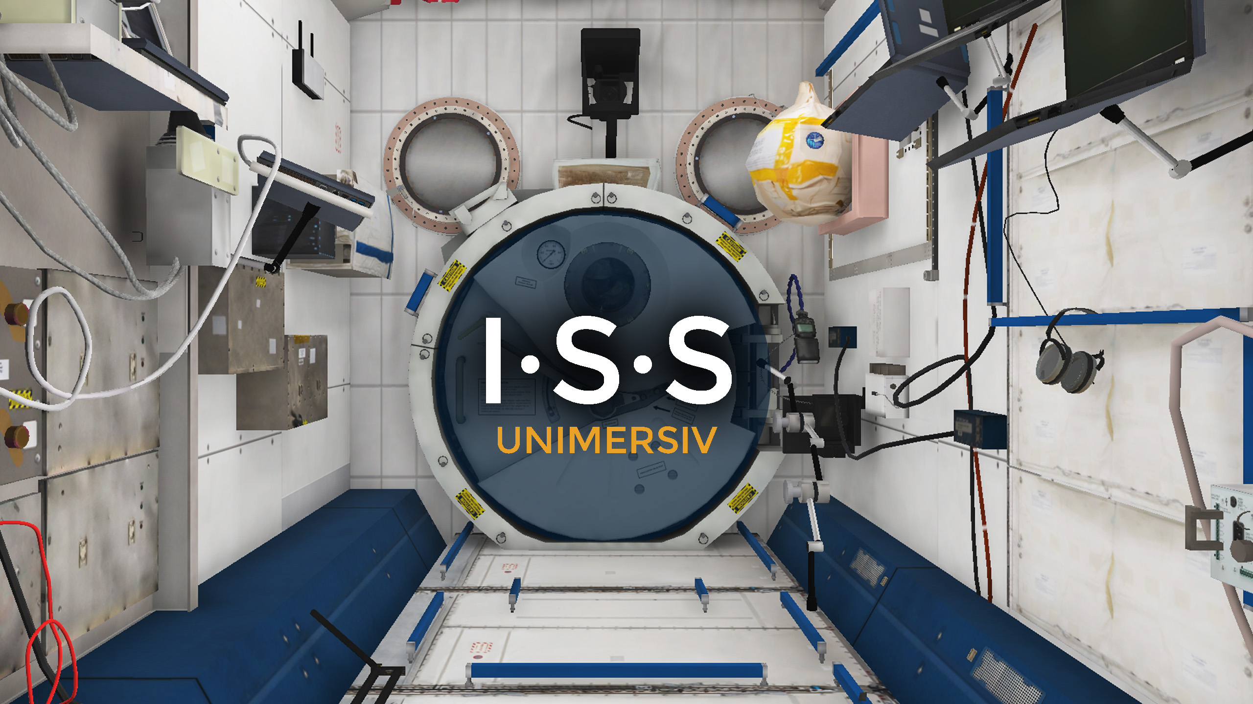 International Space Station - Virtual Reality