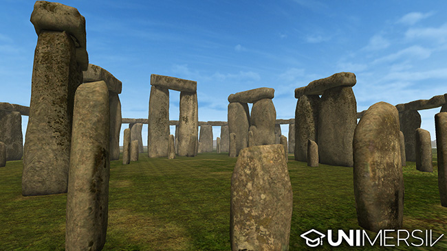 Stonehenge VR - Virtual Reality