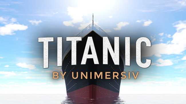 Titanic - Virtual Reality