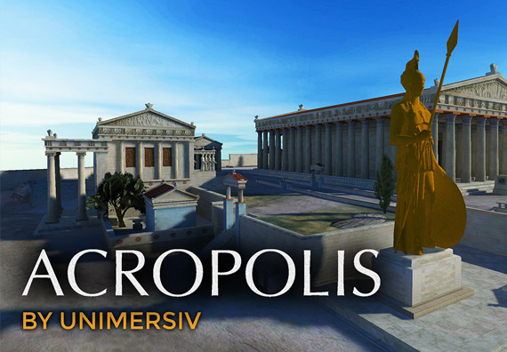 Virtual School Experiences - Acropolis