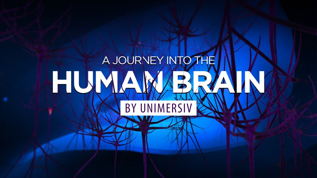 A Journey into the Brain VR - Cardboard Daydream