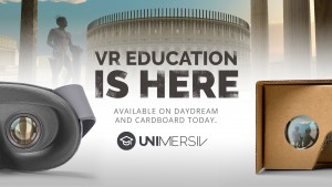 See Rome in Virtual Reality on Daydream and Cardboard