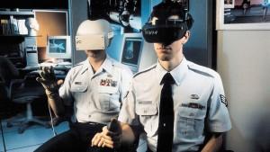 Military VR training