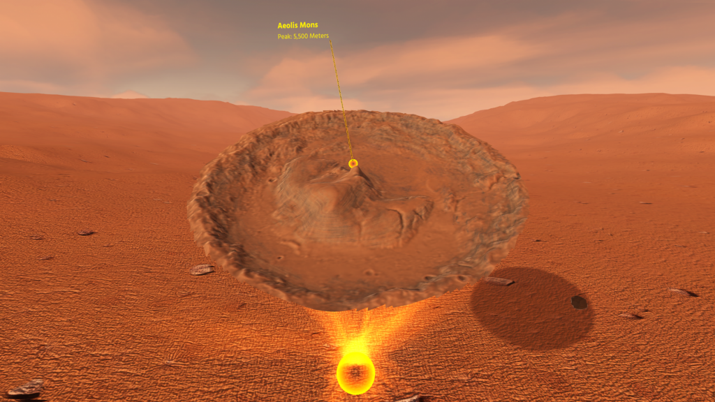 Gale-crater-virtual-reality-curiosity